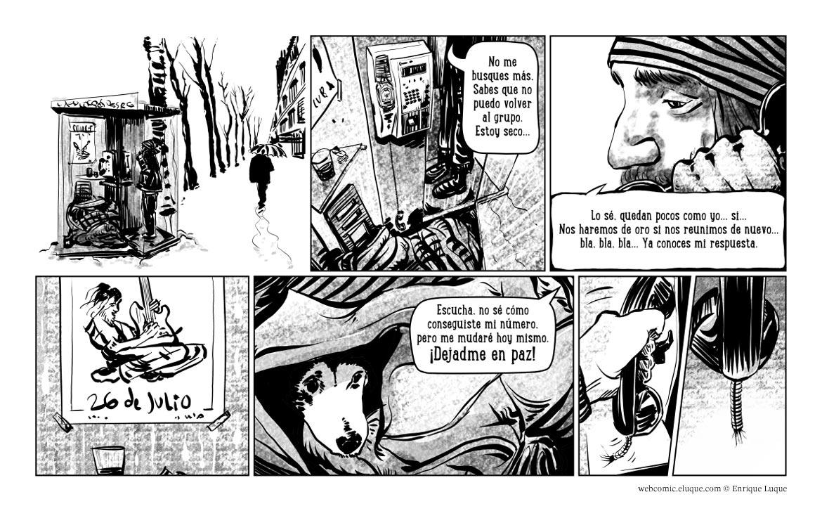 webcomic El Nudo p1